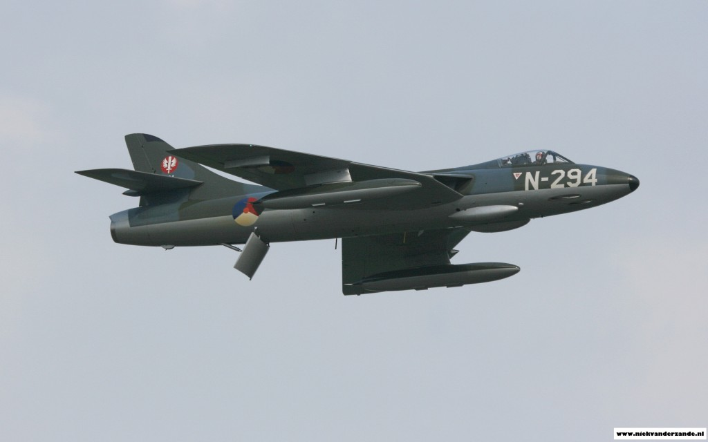 Hawker Hunter F.6A N-294