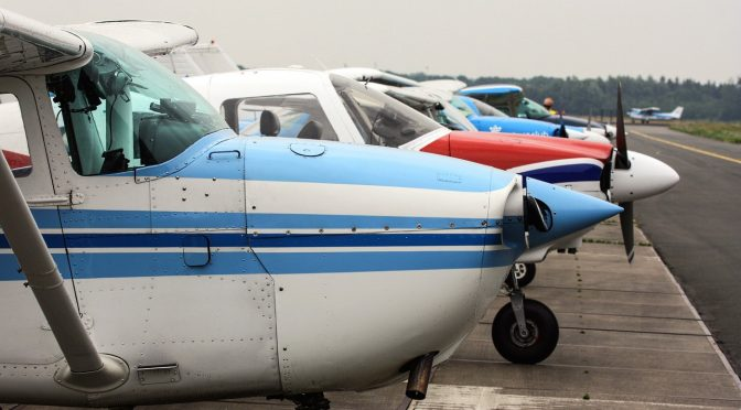 AOPA Fly In at Twente Airport