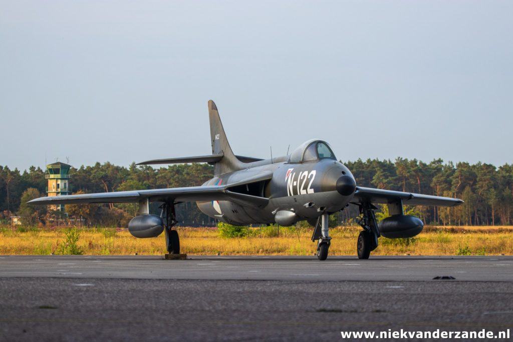 Hawker Hunter Soesterberg