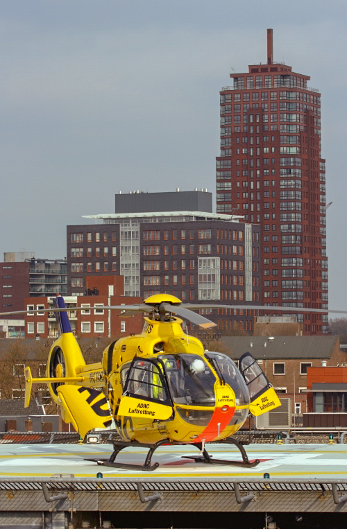 Enschede helicopter
